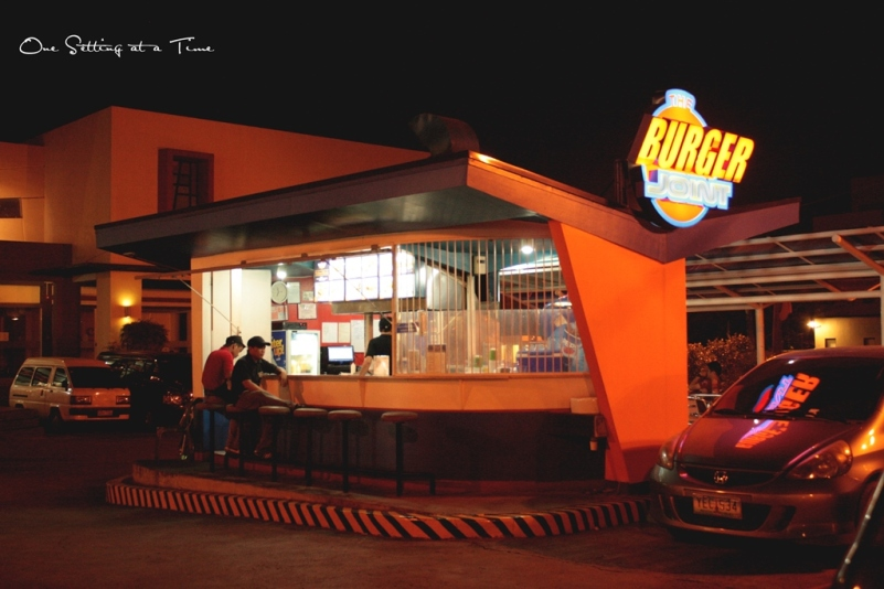 Burger Joint Cebu