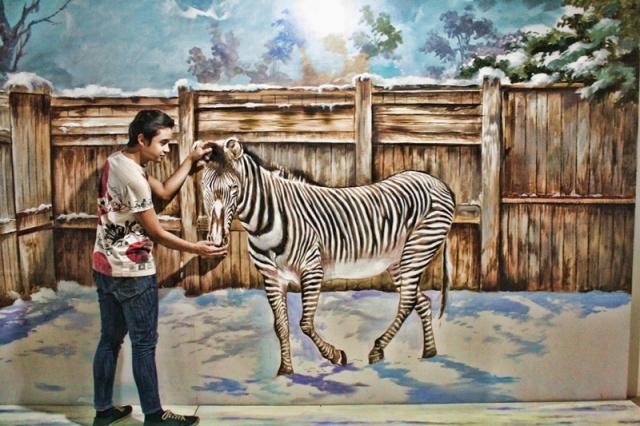 Cebu Trick Art Museum